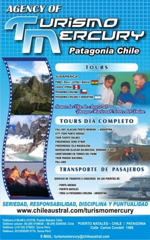 atractivo tur�stico mundial torres del paine (chile) glaciar perito moreno